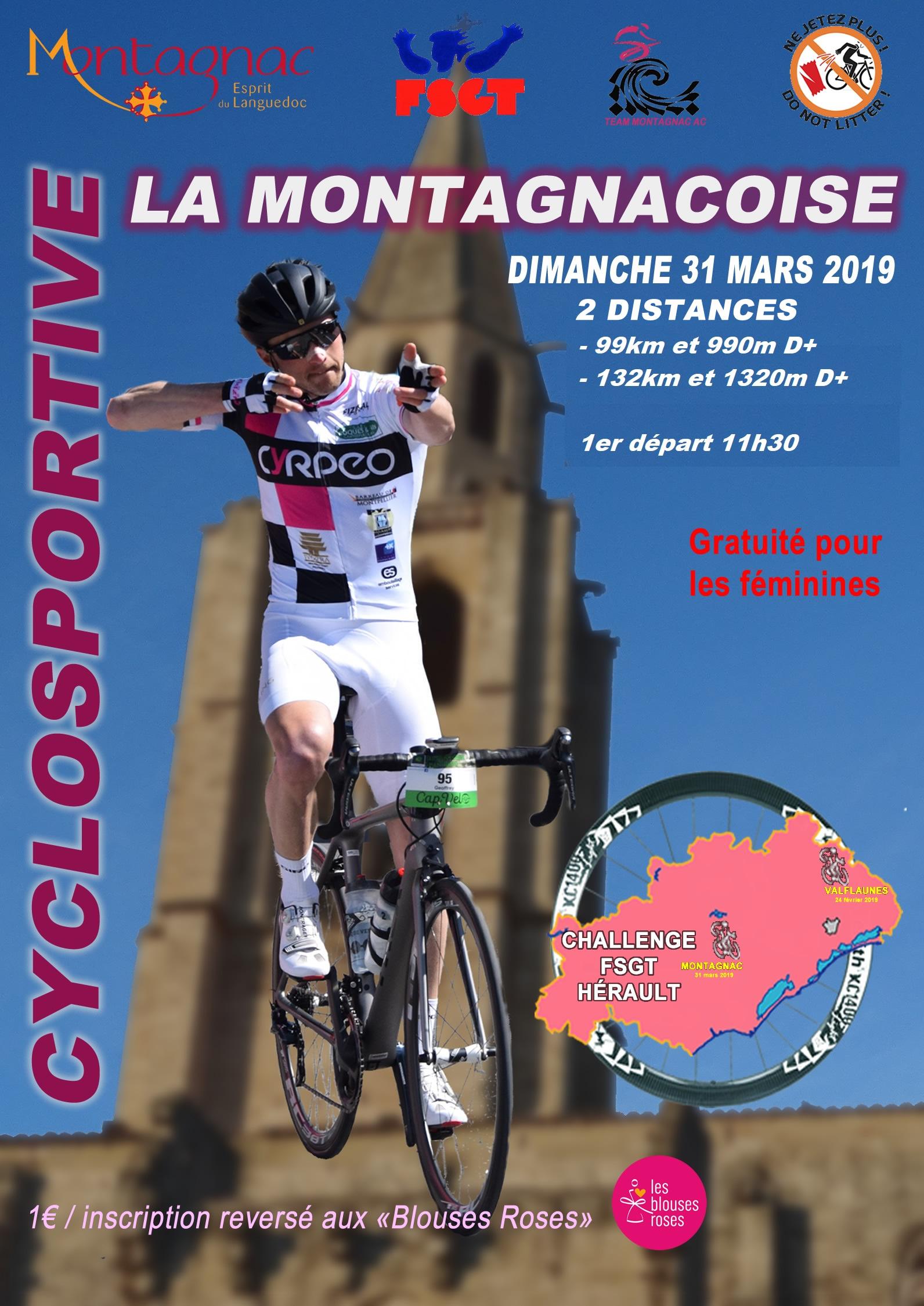 Cyclosportive Calendrier.Ats Sport Cyclosportive La Montagnacoise