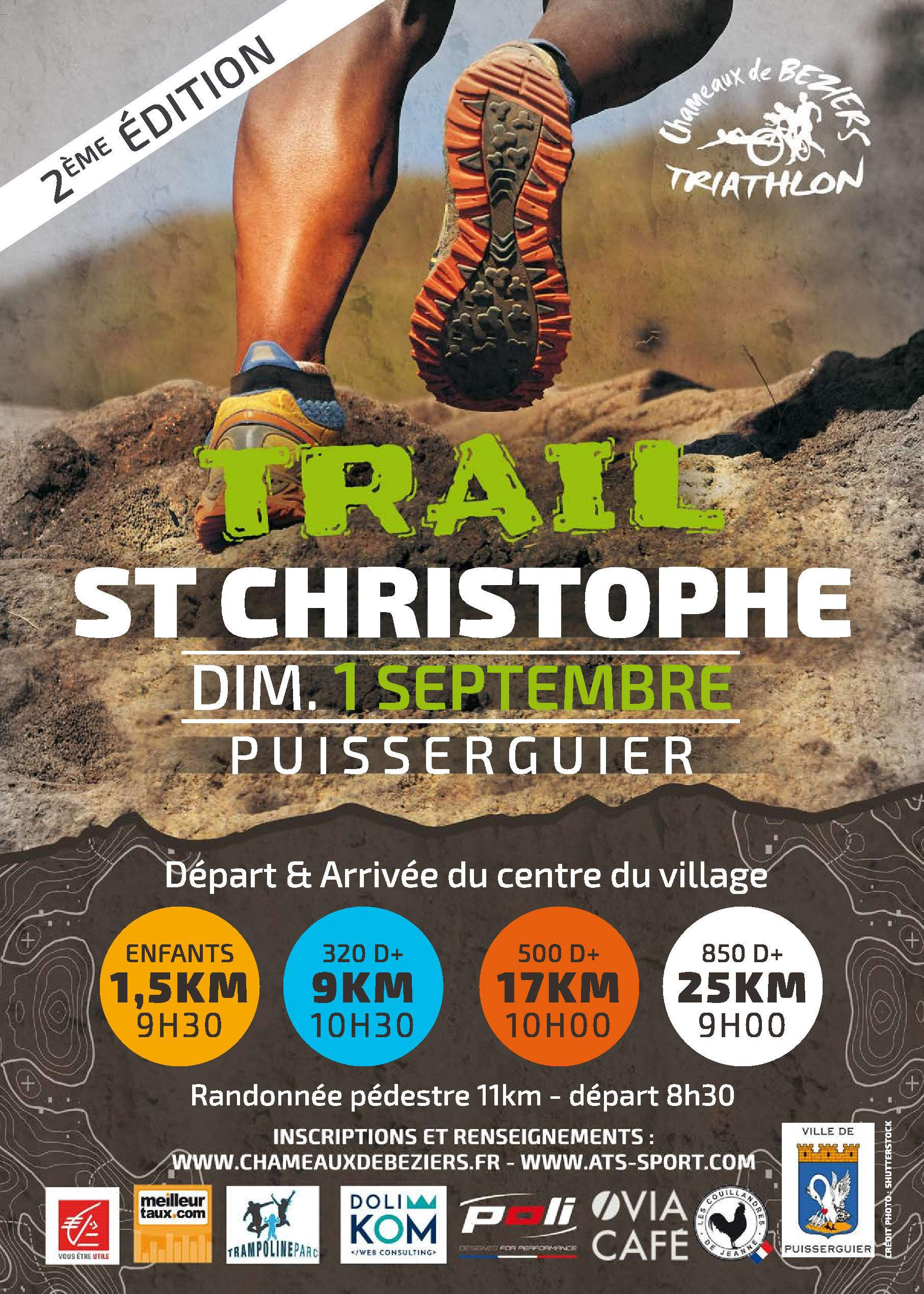 Trail de Saint Christophe
