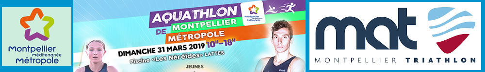 Aquathlon de Montpellier